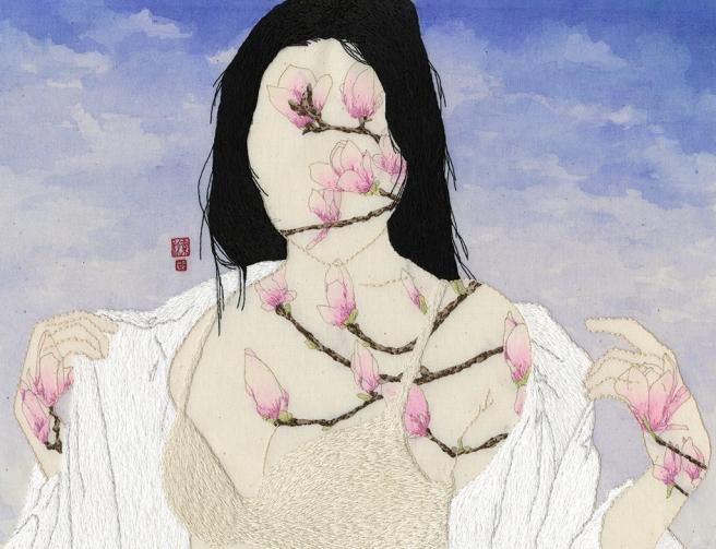Magnolia Blooms-JTANG-2020